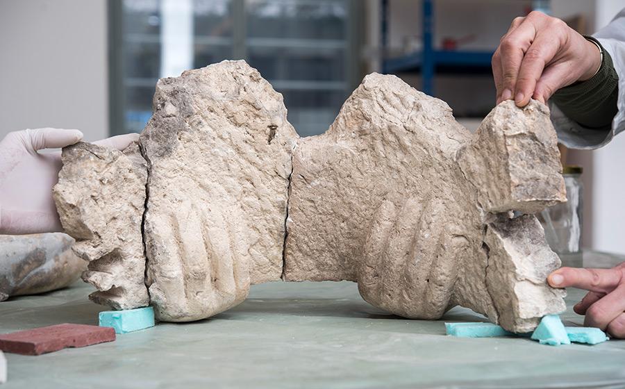 IPU – Predavanje Novi arheološki nalazi u propugnakulu zapadnih vrata Dioklecijanove palače u Splitu (PRESS)